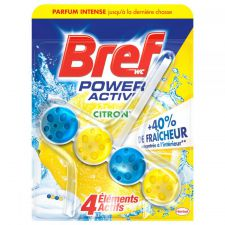 bref wc power activ citron
