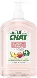 le chat main douceur fruit 500ml