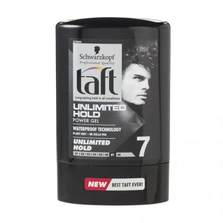 taft power gel unlimited hold