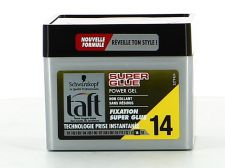 taft power gel suprer glue