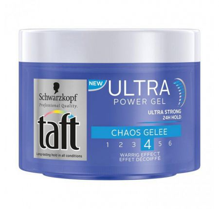 taft ultra power gel ultra strong