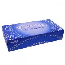 kleenex mouchoirs soft white