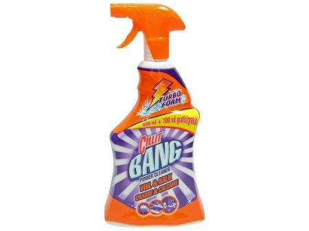 clit bang power cleaner 750ml spray