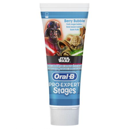 oral b pro expert stages 75ml