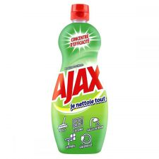 ajax multi surface fraicheur citron 750 ml