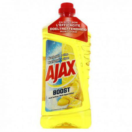 ajax boost multi surfaces bicarbonate citron 1 25 l