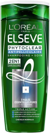 elseve phytoclear antipelliculaire 250ml