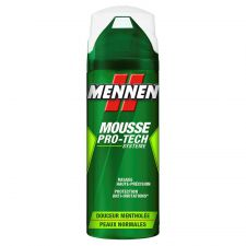 mennen mousse pro tech 250 ml