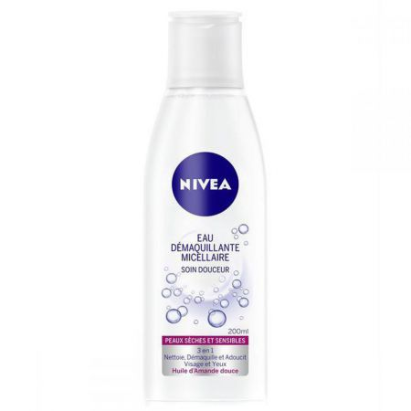 nivea eau demaquillante micellaire 200ml
