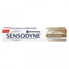 sensodyne soin complet dentifrice protection quotidienne 75 ml