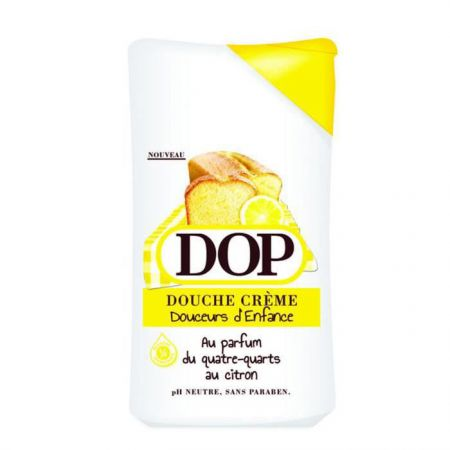 dop gel douche quatre quarts citron 250ml