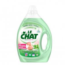le chat eco sensitive aloe vera 40doses 2litres
