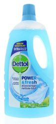 dettol power et fresh fraicheur de lin